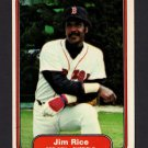 Jim Rice 1982 Fleer (C0041)
