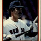 Dwight Evans Red Sox Reunion 1982 Fleer (C0045)