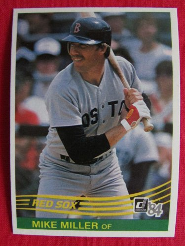 Mike Miller 1984 Donruss (C0058)