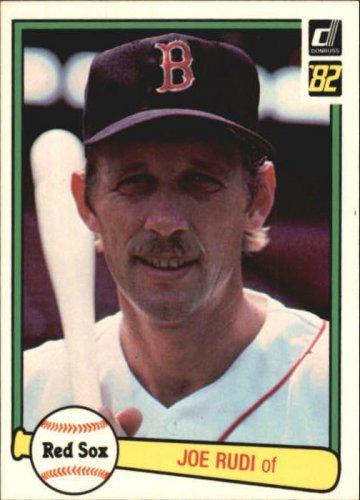 Joe Rudi 1982 Donruss (C0091)