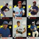 Roger Clemen 1987 Fleer All Star (C00119)