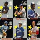 Tony Fernandez 1987 Fleer All Star (C00123)