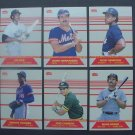 Jose Canseco 1987 Fleer Headliner (C00131)