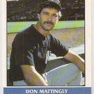 Don Mattingly 1987 Fleer Record Setters (C00166)