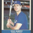 Dale Murphy 1987 Fleer Record Setters (C00167)