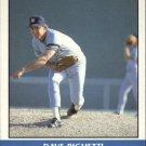 Dave Righetti 1987 Fleer Record Setters (C00173)