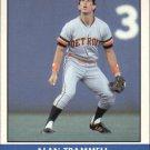 Alan Trammell 1987 Fleer Record Setters (C00176)