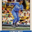 George Brett 1987 Fleer Record Setters (C00177)