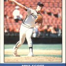 Mike Scott 1987 Fleer Record Setters (C00179)