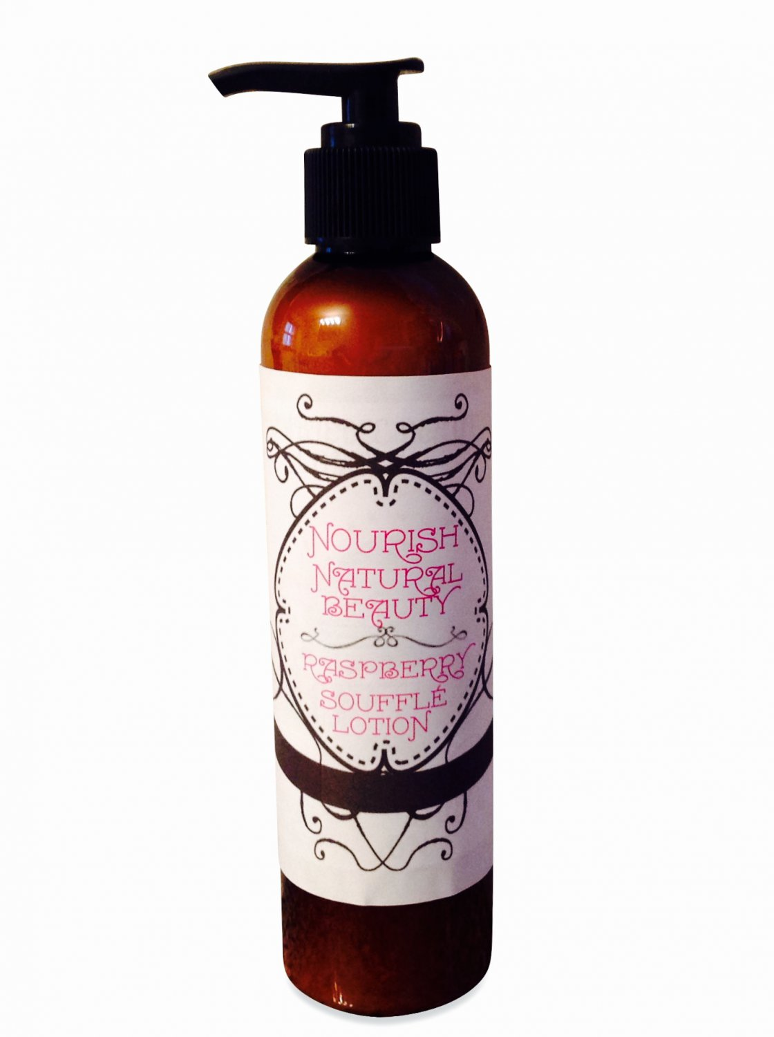 Raspberry Souffl'e lotion