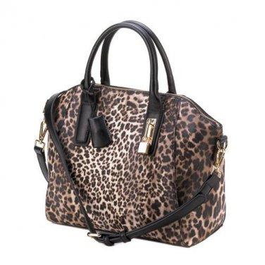 Chic Leopard Handbag -10016239