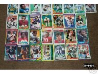 Different 28 Football Cards