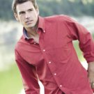 Tommy Hilfiger Shirt, Red, Med