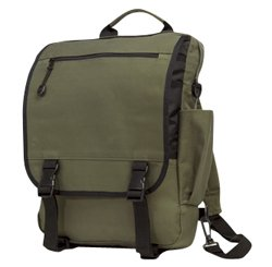 Convertible Tech Backpack, Olive