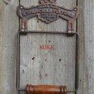 Antique bronze ST. PANCRAS FIXTURE toilet roll holder wall mounted PBG