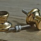 A pair of superb quality antique brass furniture knob handle Z14