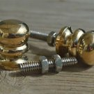 A pair of superb quality antique brass furniture knobs handle knob Z1