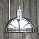 STYLISH POLISHED ALUMINIUM HANGING LIGHT SHADE RETRO CEILING LAMP SHADE BL10 SR4