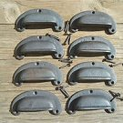 8 classic chunky cast iron vintage drawer pull handle industrial retro CS1