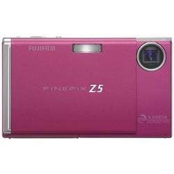 Fujifilm FinePix Z5fd 6 Megapixel Digital Camera - Wine Red - 15728657