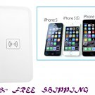 Portable QI Transmitter Wireless Charger Pad For iPhone 6 6Plus 5 5S USB Cable