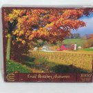 Amish Country Trail Bottom Autumn 1000 Piece Puzzle