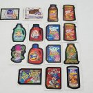 Wacky Packages Funny Humorous Stickers 15 Count Topps Company