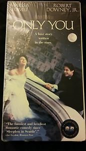 Only You (VHS, 1997, Romance Collection Closed Captioned)