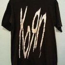 RARE KORN 1996 Life Is Peachy T Shirt Nu Metal L RARE-USED