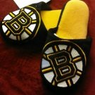 NHL Boston Bruins Child's Mascot Slippers - LARGE (5-6) NWT