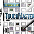 TouchMaster (Nintendo DS, 2007) USED VERY GOOD CONDITION