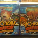 Yo-kai Watch TCG Jibanyan and Walkappa/Blazion and Komajiro Starter Packs-NEW