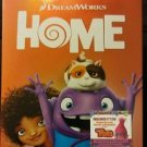 HOME Dreamworks Animation Childrens Comedy Blu-ray + DVD + Digital HD SEALED NEW