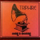 Tripwire CD Seeing is Deceiving- Used GREAT