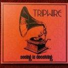 Tripwire CD Seeing is Deceiving- Used GREAT