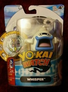 Yo-Kai Watch White Whisper New 2015 Hasbro