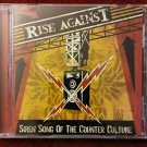 Siren Song Of The Counter Culture by Rise Against CD-Used Like New Condition