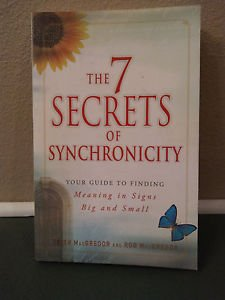 The 7 Secrets of Synchronicity:Your Guide to Finding Meaning in Coincidences-NEW