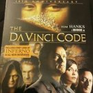 The Da Vinci Code [10th Anniversary Edition]  ~ (Blu-Ray + Digital UV) ~ New!