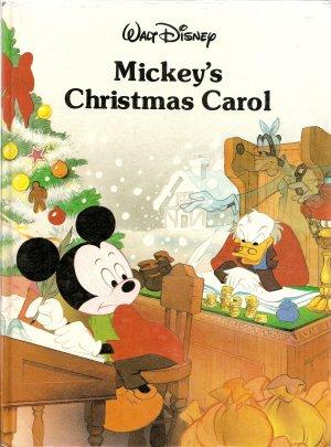Walt Disney's Mickey's Christmas Carol, Picturebook