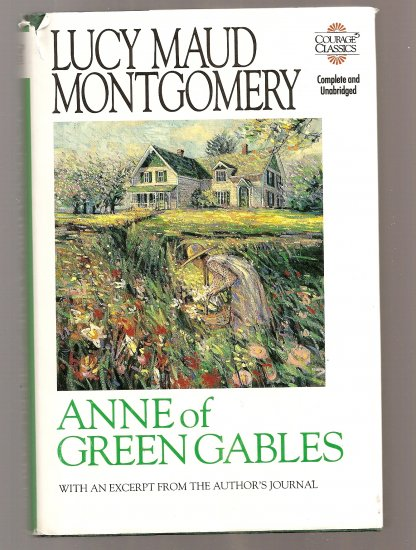 Anne of Green Gables, a Classic!