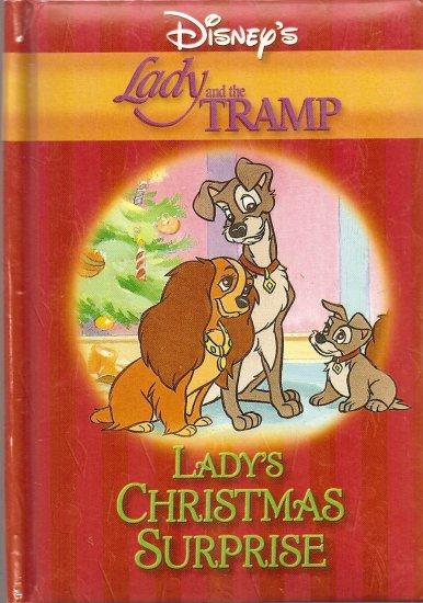 Walt Disney's Lady's Christmas Surprise!