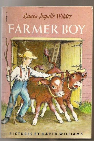 FARMER BOY, a classic by Laura Ingalls WIlder