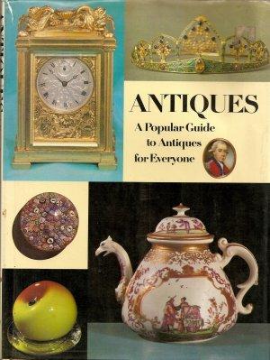 ANTIQUES/VINTAGE book, 1973, London England!!!