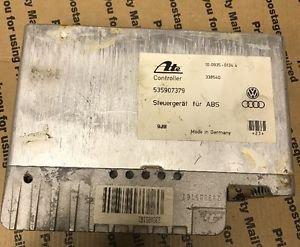 VW CORRADO G60 SLC VR6 ABS Control Module (1990-1995) SHIPS FAST!!