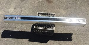 Front Aluminum Bumper 81-84 VW Rabbit Caddy Pickup GTI MK1 Genuine 175 807 111 B