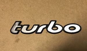 Oem Vintage Audi Quattro 5000 100 200 Turbo Emblem SHIPS FAST!