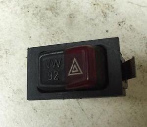 VW92 Mk1 Rabbit Jetta Hazard warning light switch 161 953 235 A SHIPS FAST!!