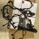 AUDI A4 B7 2.0T Quattro Engine Wiring Harness/ECU 8E1 971 074 CD SHIPS FAST!!