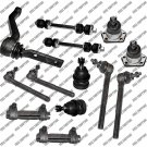 Front End Steering Linkage Rebuild Kit Fits RWD Chevrolet Blazer S10, GMC Jimmy